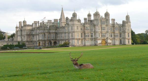 Резиденция Королевы в Шотландии