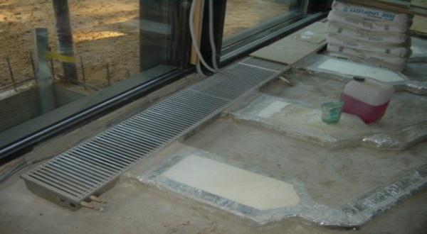 Напольные радиаторы со встроенным вентилятором