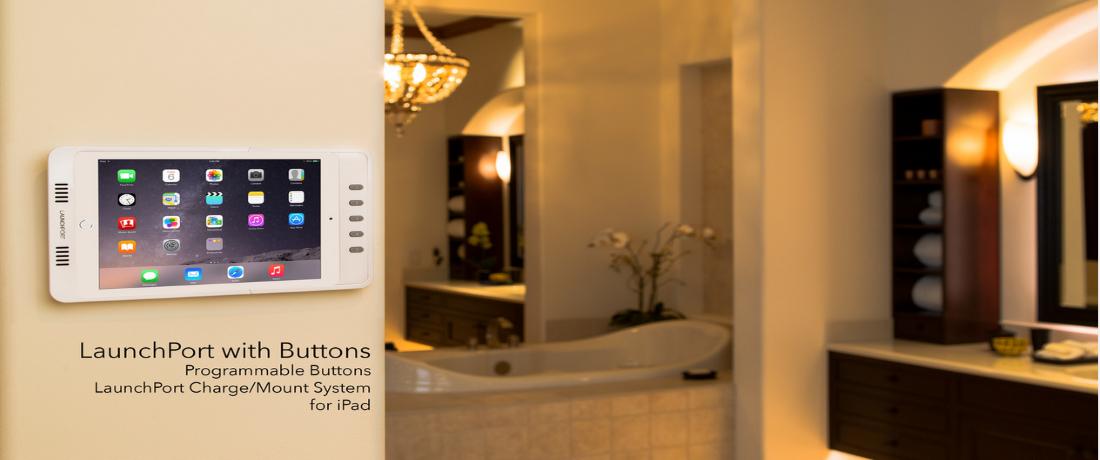 iPort зарядная станция и чехол для iPad